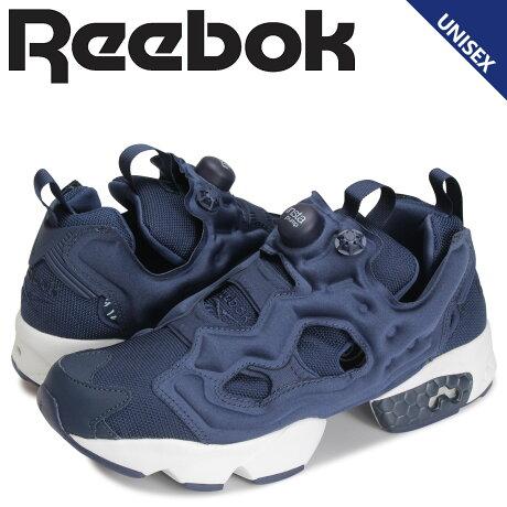リーボック Reebok インスタ ポンプフューリー スニーカー メンズ レディース INSTAPUMP FURY OG ネイビー DV6986