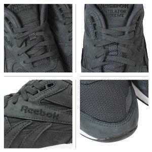 リーボックReebokベンチレーターシュプリームスニーカーVENTILATORSUPREMEV68693メンズレディース靴ブラック[2/15新入荷]