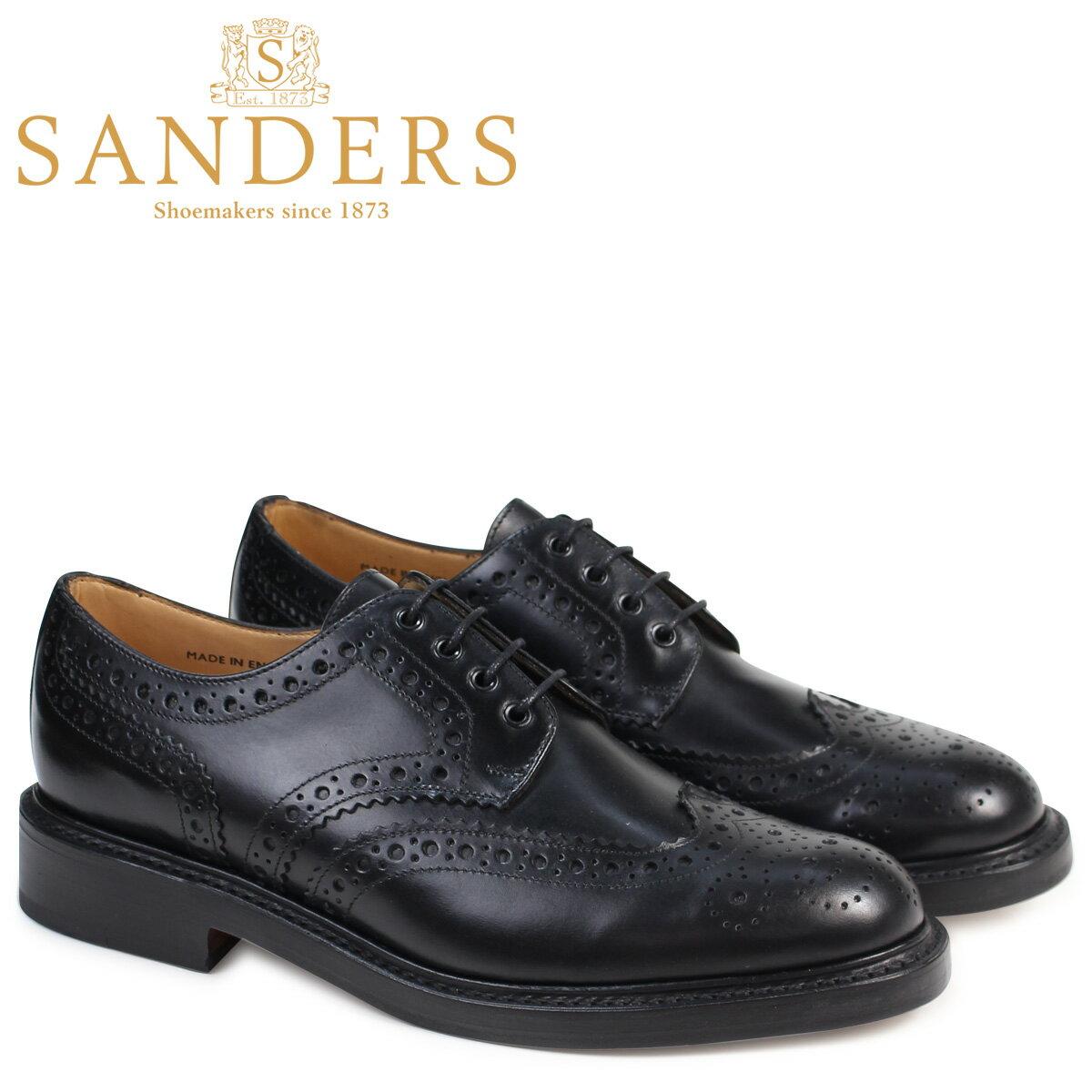 メンズ靴, ビジネスシューズ SANDERS FAKENHAM 9317B
