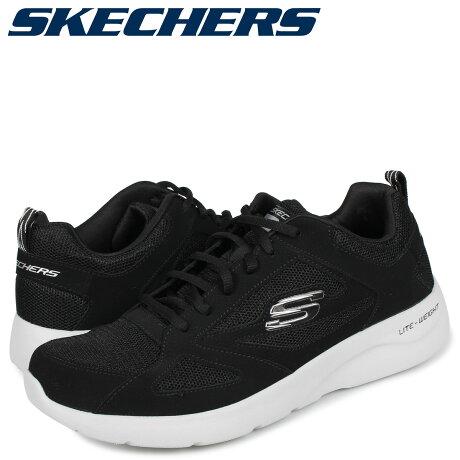 スケッチャーズ SKECHERS ダイナマイト2.0 スニーカー メンズ DYNAMIGHT 2.0 FALLFORD ブラック 黒 58363 [10/3 新入荷]