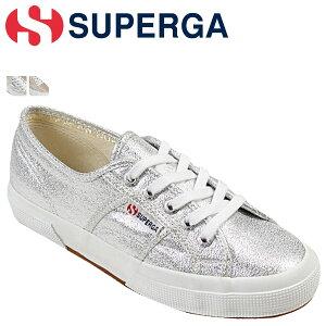 スペルガSUPERGAスニーカーレディース2750CLASSICLAMEWS001820メンズ靴シルバーゴールドあす楽