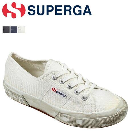 スペルガ SUPERGA スニーカー レディース 2750 COTU STONEWASH ダメージ加工 S0037L0