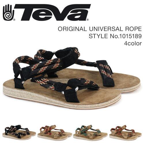 Teva テバ サンダル メンズ オリジナル ユニバーサル ロープ ORIGINAL UNIVERSAL ROPE MENS 1015189 [3/14 新入荷]