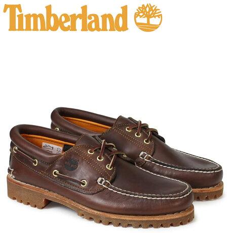 ティンバーランド デッキシューズ メンズ Timberland HERITAGE 3 EYE CLASSIC LUG 30003