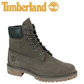 ティンバーランド Timberland 6INCHI 6インチ プレミアム ブーツ メンズ 6-INCH PREMIUM WATERPROOF BOOTS A17PS Wワイズ 防水 グレー