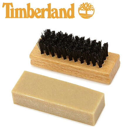 ティンバーランド Timberland シューケア シューズブラシ ケア用品 ブーツ スニーカー FOOTWEAR DRY CLEANING KIT A1FLF [9/5 追加入荷]