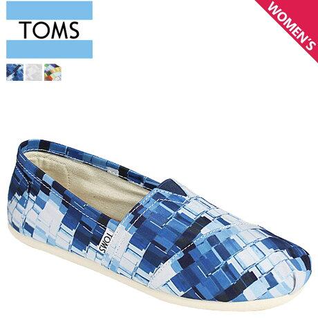 TOMS レディース トムス シューズ スリッポン TOMS SHOES トムズ WOMEN'S SEASONAL CLASSICS トムズシューズ