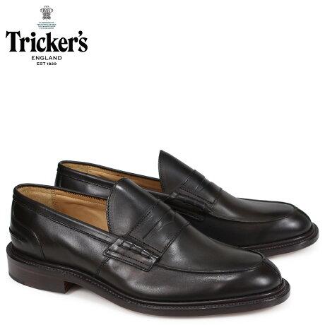 トリッカーズ Tricker's ローファー シューズ JAMES 5ワイズ メンズ ブラウン 3227 [予約商品 10/18頃入荷予定 追加入荷]