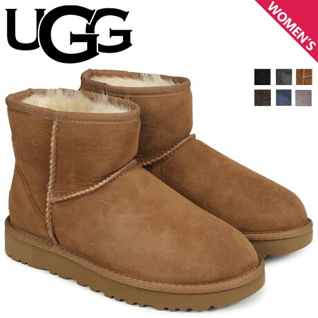 UGG アグ ムートン ブーツ クラシック ミニ 2 WOMENS CLASSIC MINI II 1016222 レディース [9/26 追加入荷]
