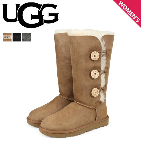UGG アグ ムートンブーツ ベイリーボタン 2 レディース WOMENS BAILEY BUTTON TRIPLET II 1016227 [11/1 新入荷]