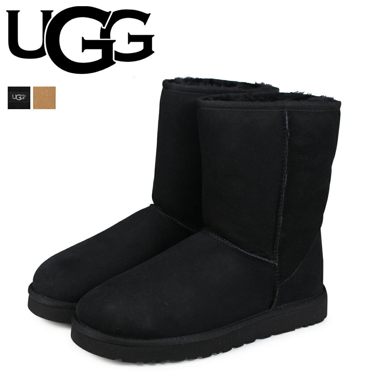 ブーツ, その他 1000OFF UGG MENS CLASSIC SHORT 5800