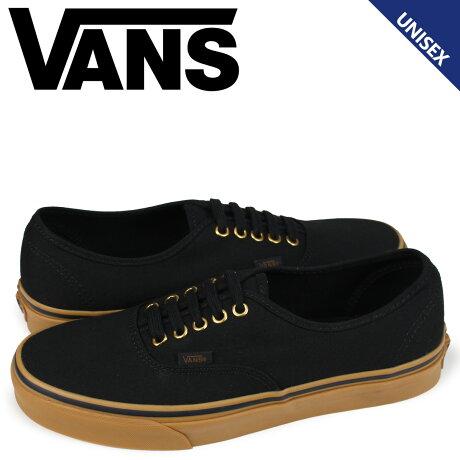 VANS オーセンティック スニーカー メンズ レディース バンズ ヴァンズ AUTHENTIC ブラック N000TSVBXH