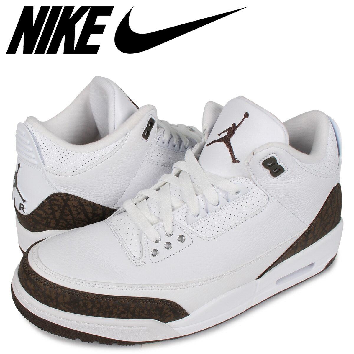 メンズ靴, スニーカー NIKE AIR JORDAN 3 RETRO 3 136064-122