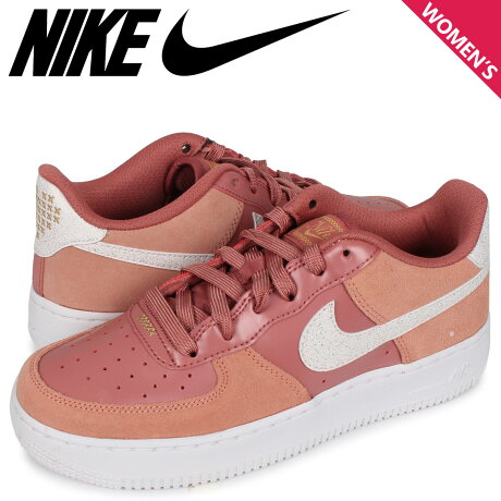 NIKE AIR FORCE 1 LV8 GS VALENTINES DAY ナイキ エアフォース1 スニーカー レディース ピンク CD7407-600