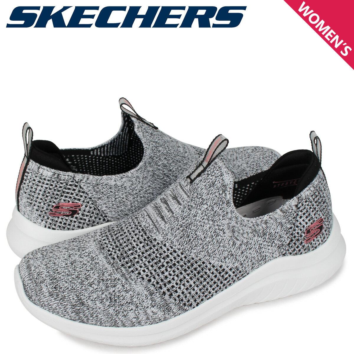 レディース靴, スリッポン 2000OFF SKECHERS 2.0 ULTRA FLEX 2.0 PRETTY DAZZLING 149181 915