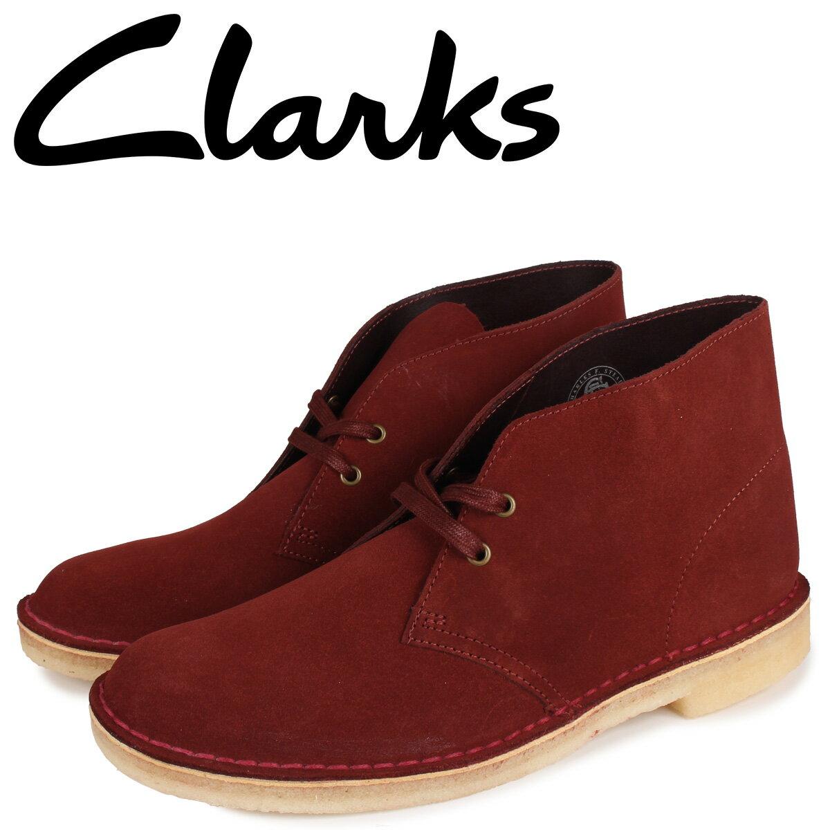 ブーツ, デザート 1000OFF Clarks DESERT BOOT 26154729
