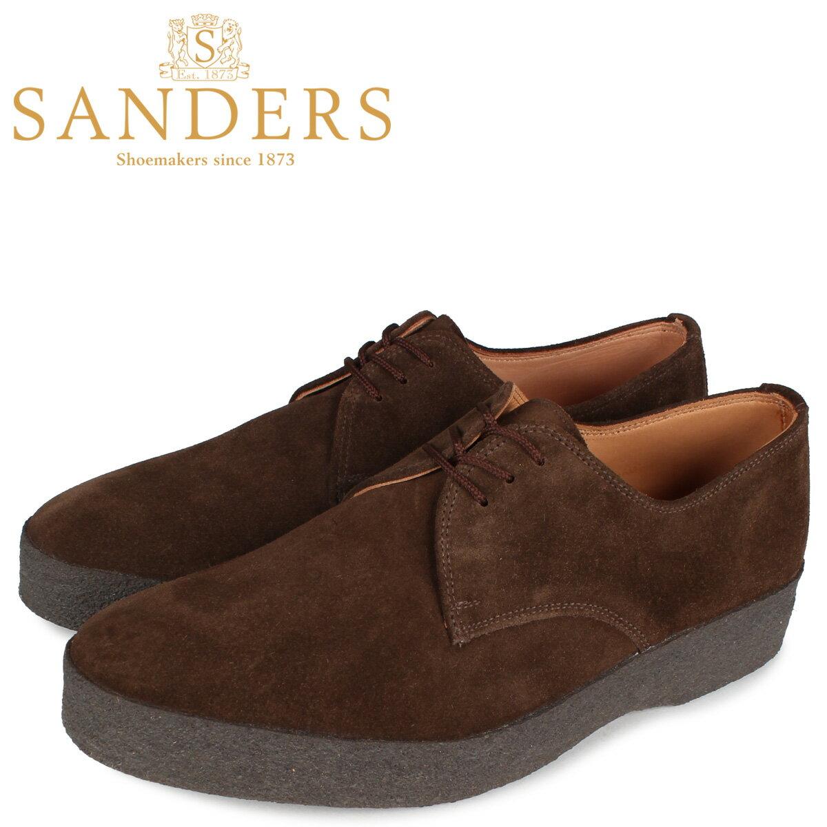 メンズ靴, ビジネスシューズ SANDERS LO-TOP PLAIN GIBSON SHOE F 7995TDS
