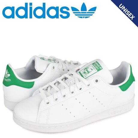 アディダス オリジナルス adidas Originals スタンスミス スニーカー レディース STAN SMITH J ホワイト 白 FX7519 [予約 2月上旬 追加入荷予定]