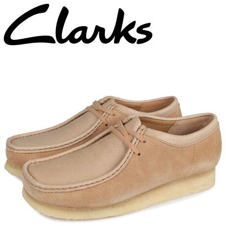 クラークス CLARKS ワラビーブーツ メンズ WALLABEE BOOT ライト ブラウン 26148596 [予約 1月下旬 新入荷予定]