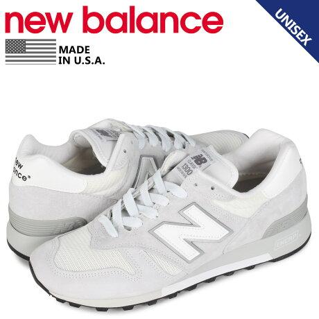 ニューバランス new balance 1300 スニーカー メンズ Dワイズ MADE IN USA ホワイト 白 M1300CLW [予約 2月上旬 新入荷予定]