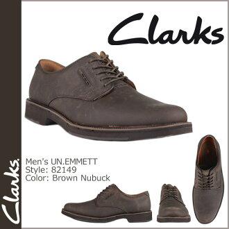 アンストラクチャード UN STRUCTURED Clarks Clarks comfort shoes Brown nubuck men's UN structured Clarks USA