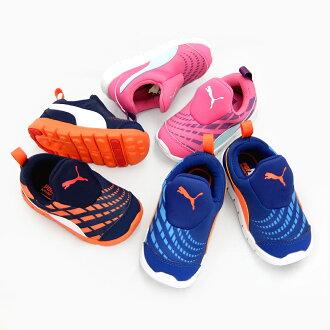 彪馬 (puma) 兒童鞋彪馬 baoslipponkids 188598 3 顏色的寶貝孩子性別中性模型