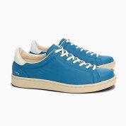 FREDPERRYフレッドペリーメンズスニーカーBREAUXAU[F29601TURQUOISE]ブローオーストラリアMEN'Sターコイズブルー青レザー革シューズフットウェアFREDPERRYSNEAKERSHOESフレッド・ペリー靴グランドスラム