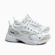 フィラメンズスニーカーFILABOVEASORUS[F50710100WHITE/WHITE/WHITE]ボバザラス白ホワイトロゴ靴ダッドスニーカー新作902019春夏