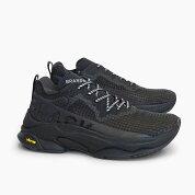 【並行輸入品】ブランドブラックメンズレディーススニーカーカイトレーサーBRANDBLACKKITERACER[BLACK427BB-OG-BLK]ブランドブラック黒オールブラック厚底ランニングシューズ軽量靴SNEAKERMEN'SLADIESWOMEN'Sプレゼント