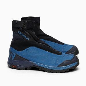 SALOMON OUTPATH PRO GTX L39865300 サロモン メンズ スピードハイキング用シューズ アウトパス ゴアテックス 軽量 ハイキング トレイルランニング 防水 ミッドカット シューズ 男性用 靴 アウトドア