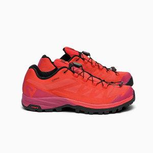 SALOMON W OUTPATH GTX L40001800 サロモン レディース スピードハイキング用シューズ アウトパス ゴアテックス 軽量 ハイキング 防水 ローカット シューズ ウィメンズ 女性用 靴 アウトドア 登山 レ