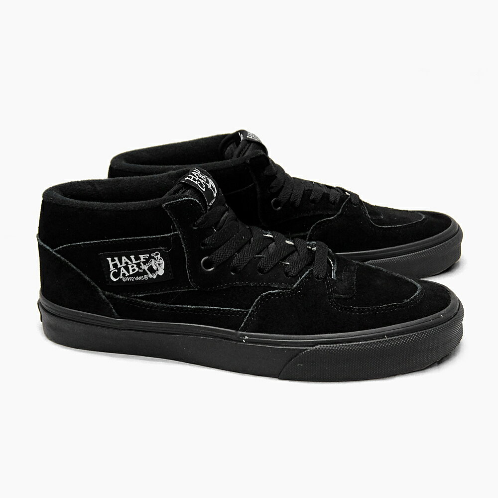 vans classic half cab skate shoes