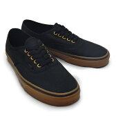 【再入荷】VANS バンズ スニーカー メンズ レディース CLASSICS MEN'S AUTHENTIC BLACK RUBBER VN-0TSVBXH vansスニーカー USA ヴァンズ オーセンティック スケートボード シューズ ガムソール バンズスニーカー VANS スケシュー 定番 SNEAKER SHOES 靴 SHOP