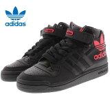 adidasアディダスFRMMIDRSXLフォーラムミッドRSXLコアブラック/コアブラック/レイレッドS75967