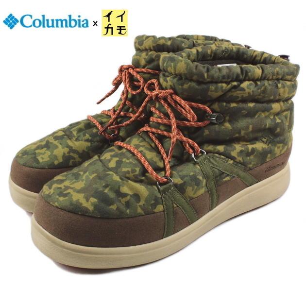 ColumbiaコロンビアSPINREELCHUKKAWPスピンリールチャッカウォータープルーフセージYU3713-365