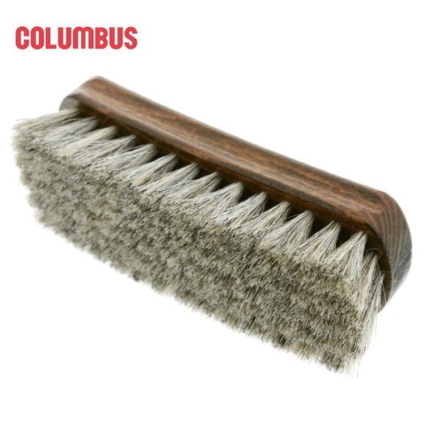 コロンブスCOLUMBUSジャーマンブラシ2馬毛(白)[C]