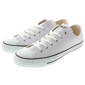 CONVERSE ALL STAR converse all star leather OX white fs3gm
