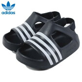 子供 アディダス adidas ADILETTE PLAY I アディレッタ プレイ I レジェンドインク/FTWホワイト/FTWホワイト S74734