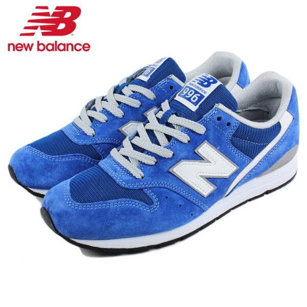 NewbalanceニューバランスMRL996ブルーKC