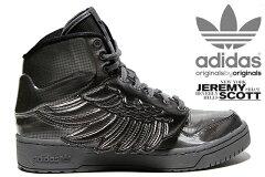 「即日発送!」ADIDAS ORIGINALS x Jeremy ScottJS WINGS MOLDED BLACK m29014アディダス オリジ...