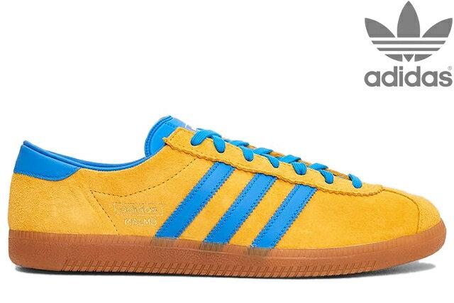 メンズ靴, スニーカー adidas Originals MALMO EE5725 ACTIVE GOLDBLUE BIRDGOLD MET