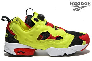 「即日発送!」「クーポン適用対象外」Reebok INSTA PUMP FURY OG V47514[CITRON] 20th ANNIVER...