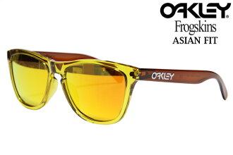 88df6df6951 Detail Oakley Frogskin Supreme Gold