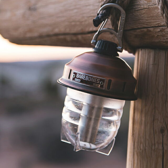 (ベアーボーンズリビング)Barebones Living ビーコンライト LED ブロンズ