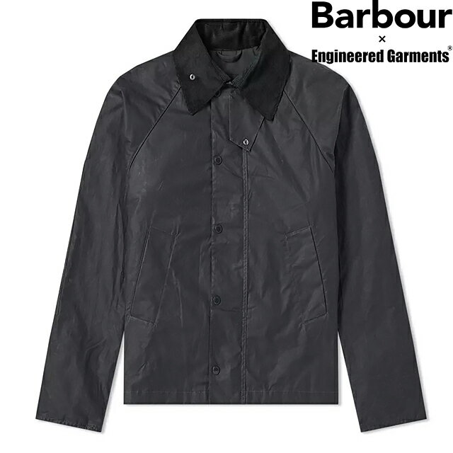 メンズファッション, コート・ジャケット BARBOUR X ENGINEERED GARMENTS GRAHAM WAX JACKET MWX1436BK11 BLACK