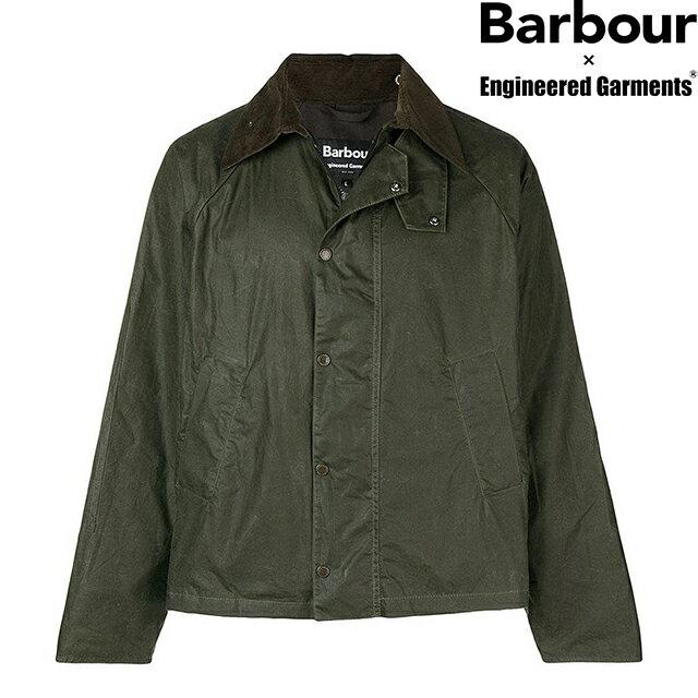 メンズファッション, コート・ジャケット BARBOUR X ENGINEERED GARMENTS GRAHAM WAX JACKET MWX1436OL51 OLIVE