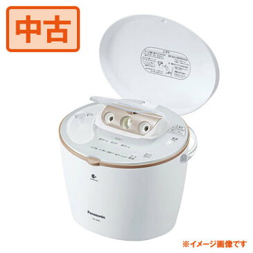 【中古】Panasonicパナソニック イオンスチーマー ナノケア EH-SA91-N ゴールド調