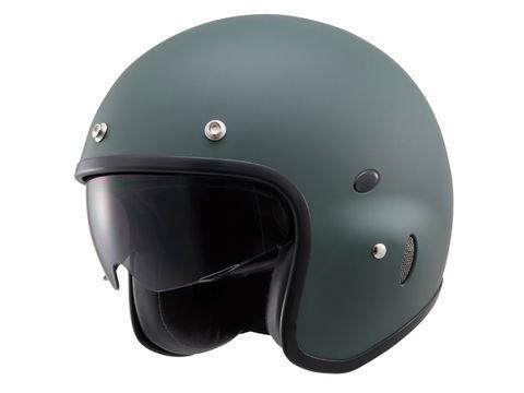 Hattrick パイロットヘルメット PH-1 マットグリーン