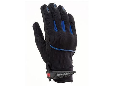 HBG-005 プロテクトメッシュグローブ ブルー