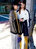 [Rakuten Fashion]【SALE/45%OFF】スウェットドッキングワンピース SNIDEL スナイデル ワンピース 長袖ワンピース ホワイト ブラック イエロー【RBA_E】【送料無料】